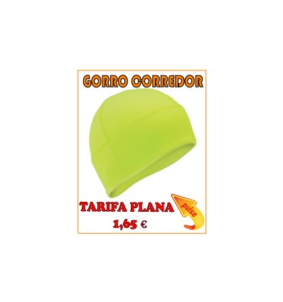 GORRO CORREDOR KAPI OFERTA