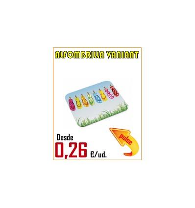 ALFOMBRILLA RATON VANIAT ANTIDESLIZANTE 22*18 CM