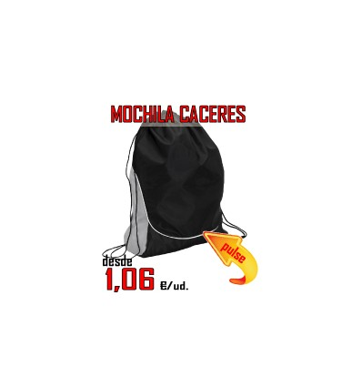 MOCHILA CACERES
