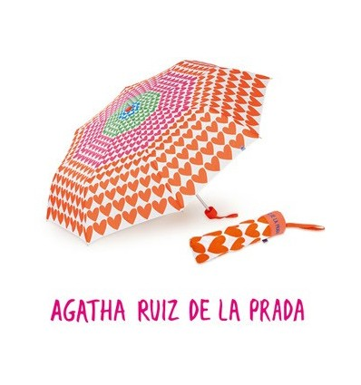 PARAGUAS TELSY, DE AGATHA RUIZ DE LA PRADA