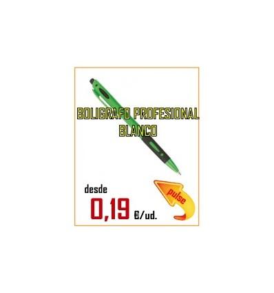 BOLIGRAFO PROFESIONAL COLOR