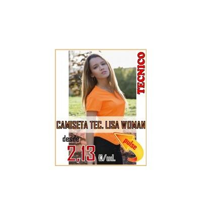 CAMISETA TECNICA WOMAN