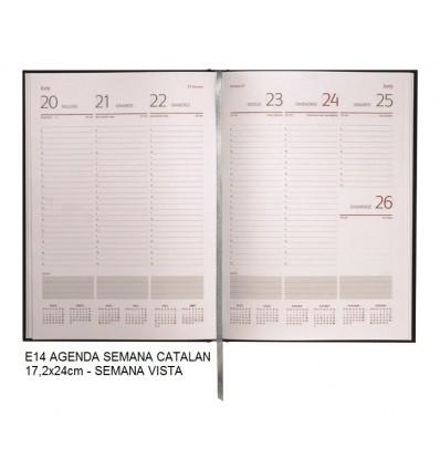 E14 AGENDA SEMANA CATALAN