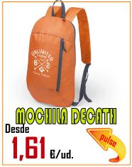 ENLACE MOCHILA DECATH