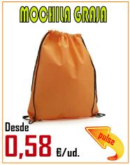 OFERTA MOCHILA GRAJA