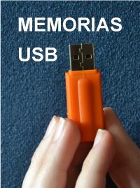 CATALOGO USB