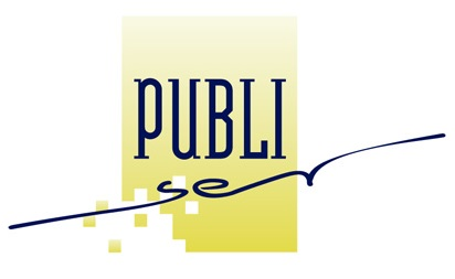 logotipo publiser